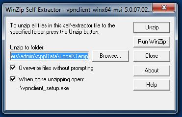 Setup Cisco VPN Client IPSEC Windows XP, Windows Vista